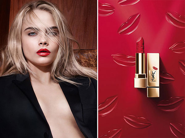 Cara_Delevingne_for_YSL_Pur_Couture_Kiss_Love_fall_2015_makeup1
