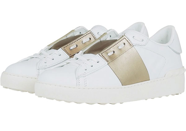 26.Valentino-Open-Sneaker-with-Metallic-Leather-Strap-$895