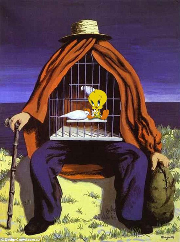 3050694E00000578-3405564-Birds_of_a_feather_Tweety_perches_happily_in_Ren_Magritte_s_La_T-a-43_1453163816288