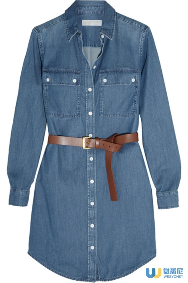 5.Michael-Michael-Kors-denim-dress,-$235