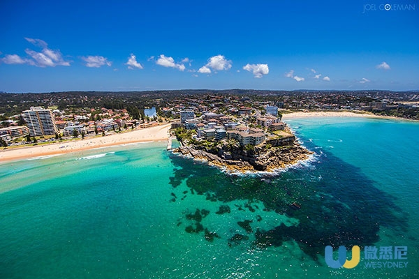queenscliff-headland-from-helicopter