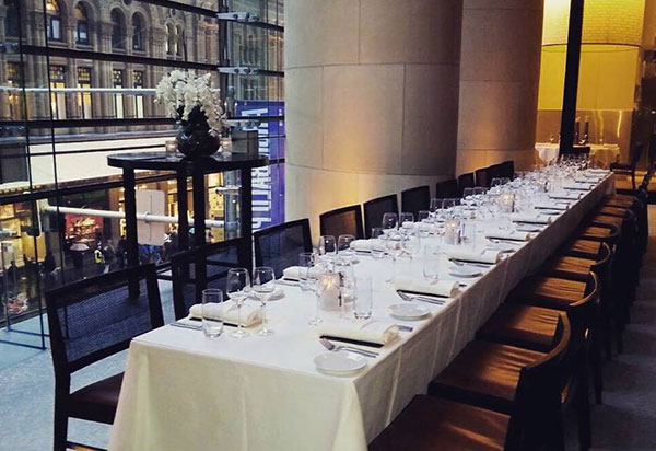 for Best dining rooms sydney